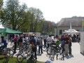 Besucher Elektrofahrräder München