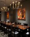 interior comedor restaurante vesu