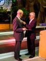 Verleihung der Landesehrennadel an Ernst Lingsch