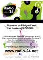 radio 24 infographie dordogne