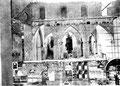 démolition de l'église du Saint-Sépulcre rue de Namur