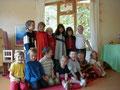 Kindergartengruppe in der Kita
