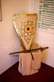 Sonderausstellung zu Wiprecht von Groitzsch - Schwert und Schild