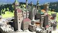 Das Königsschloss - the king's castle