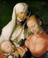 Anna · Patronin der Goldschmiede · Albrecht Dürer, 1500