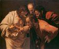 Thomas · Patron der Architekten · Caravaggio, um 1601