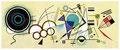 148e anniversaire de la naissance de Vassily Kandinsky (16 décembre 2014