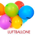 Luftballone bei ZIMA