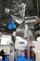 内外特殊エンジの小型風力発電機