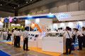 NEDOブースではエネルギーに関する最新技術が展示された