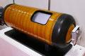 トヨタの燃料電池自動車(FCV)・「MIRAI」の高圧水素タンク