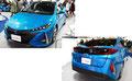 トヨタ:2017年発売予定の新型プリウスPHV