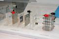 燃料電池スタックとセルの分解モデル(NEDOブース)