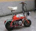 Mini Marcellino Primera Serie Italiana con motor Franco Morini 1969
