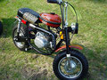 Fantic Cat Minibike