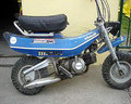 Motobi Minibike Caddy 50 1976