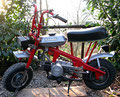 Motobi Mini Bike 1972