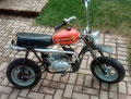 Fox Sundowner Minibike