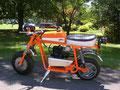 Broncco TX-1 Café Racer