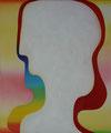 PROFIL NR VI, OLEJ NA PŁÓTNIE, 120X100, 2011