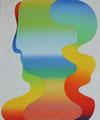 PROFIL NR V, OLEJ NA PŁÓTNIE, 120X100, 2012