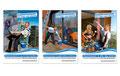 Glazenwassers: een baan met uitzicht, een arbeidsmarktcampagne. Fotografen briefen voor campagnemateriaal. Campagnemap samenstellen en coördineren van divers drukwerk. Verzamelen van informatie tbv de vacature website. -project van dst.nl-
