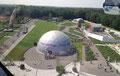 Het openingspaviljoen van Floriade 2012. Hosts en hostesses gerecruteerd en werkroosters gemaakt. Coördinatie voor de officiële opening  met het bezoek van Beatrix. -project van dst.nl-