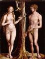 la pomme d'Eve et d'Adam