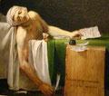 la baignoire de Marat