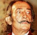 la moustache de Dali
