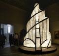 Louvre Abu Dhabi - Ai Weiwei: Wasserfall