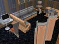 Kleine Zimmer Wohnbereich