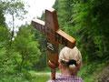 Auf Pilgerfahrt