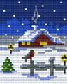 Paysage de neige 3