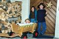 Weihnachtskarte 2001