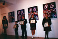 "Academia de Arte Yepes students at their ""California State University Exhibit"" • Los Angeles, CA  USA"