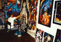 George Yepes' 201 South Santa Fe Avenue, Studio #306, Downtown Los Angeles, California  USA