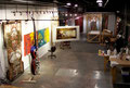 George Yepes' Austin Studio at Robert Rodriguez' Troublemaker Studios, Austin, Texas  USA