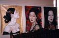 Untitled ©1998, Acrylic on Canvas