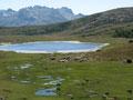 Lac de Nino - Grünes Hochplateau