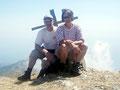 Monte Stellu - höchste Erhebung im Norden von Korsika