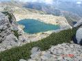 Lac de Bastiani - Bick vom Monte Renoso