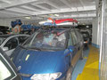 Jedes Jahr - Parken auf der Fähre nach Korsika