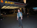 Der Urlaub kann beginnen - Vor dem Amari Don Muang Hotel Bangkok