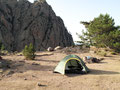 Super Platz - Zelten an der Paliri Hütte