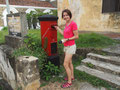 Übrigbleibsel der letzten Kolonialherren - englischer Briefkasten ...