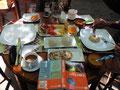 Villa Ami Lisa - bis auf die Kakerlaken gute Unterkunft mit Superfrühstück