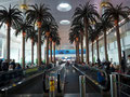 Flughafen Dubai - Zeit zum Bine vertreten