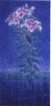 「ゆり」1997年/1245×735/アクリル 麻キャンバス