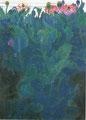 「芥子Ⅰ」1995年/1070×760/アクリル 麻キャンバス